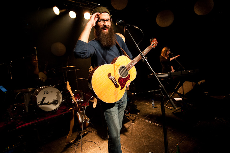 William Fitzsimmons, KiFF Aarau